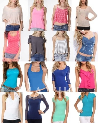 tops-casual